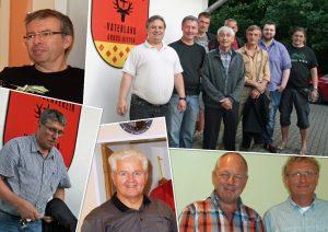 Tanzsportclub TSC Schwarz-Gold-Giesen - Die erfolgreichen TSC-Schuetzen beim Pokalschiessen 2017 in Giesen