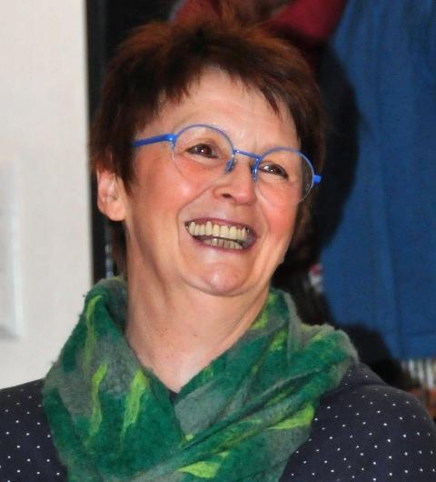 Claudia Danielmeier, 1. Vorsitzende, TSC Schwarz-Gold-Giesen ab 13.02.2020
