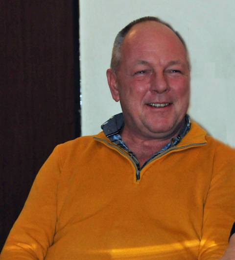 Peter Frommann, 2. Vorsitzender, TSC Schwarz-Gold-Giesen e.V., ab 13.02.2020