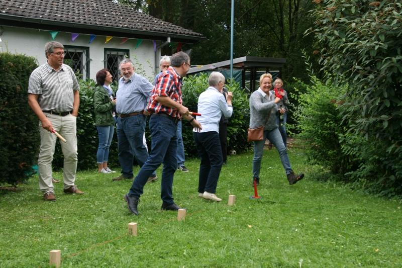 TSC-Sommerfest 2017 - Spass beim Wikinger-Spiel - Foto Margitta Uhlig