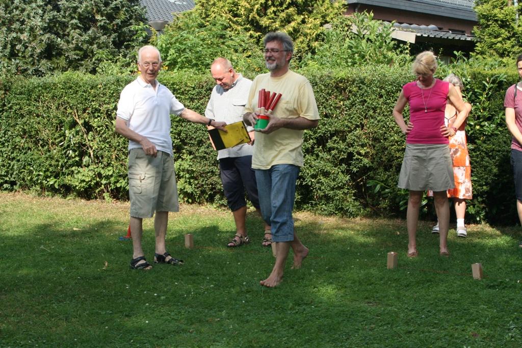 TSC-Sommerfest am 28.08.2016 - Auf zum Wikinger-Spiel