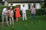TSC-Sommerfest 2016 - Wikinger-Spiel - So macht man das....