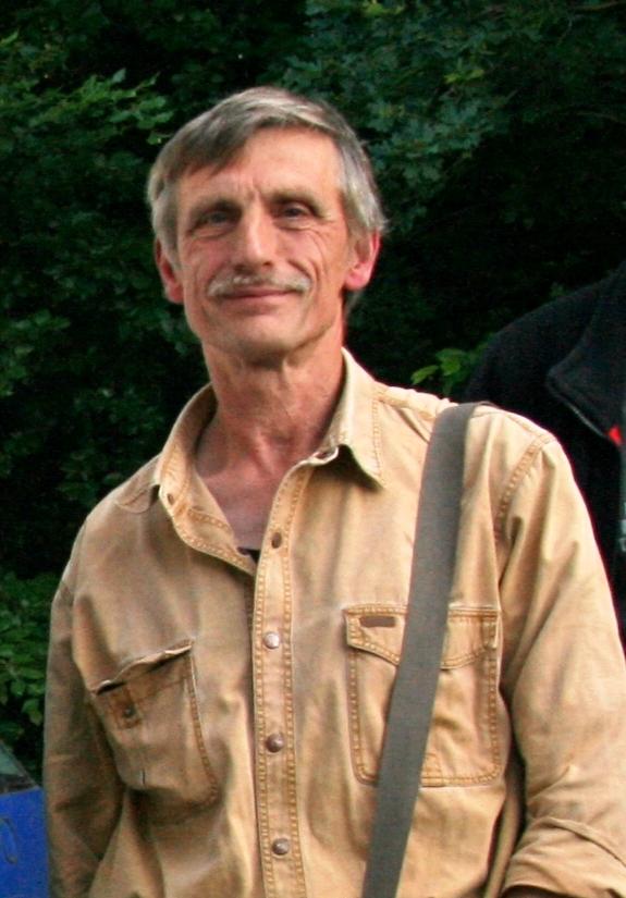Tanzsportler Konrad Moellering